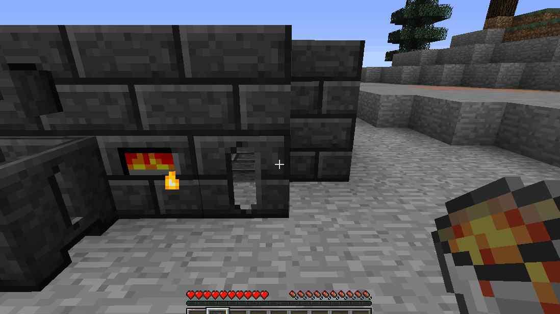 冶炼 《我的世界》冶炼金属教学 用熔炉冶炼金属方法