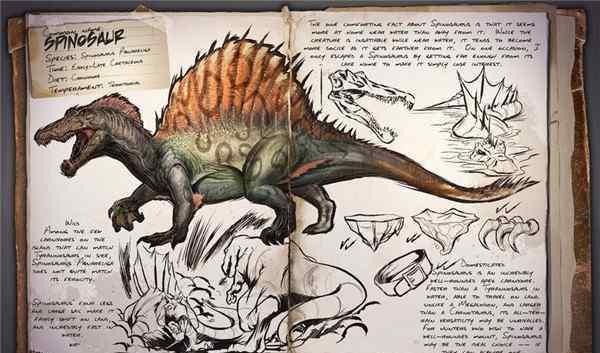 方舟最强生物排行榜 方舟生存进化陆地最强恐龙排行 南巨竟不是第一