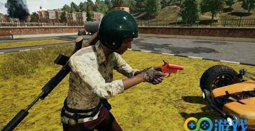 吃鸡信号枪怎么用 绝地求生信号枪怎么使用使用技巧 信号枪补给物资介绍