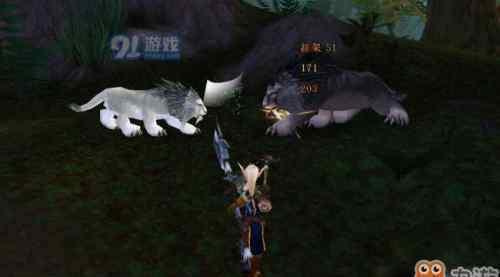 狮王休玛 魔兽世界怀旧服怎么抓狮王修玛宠物 狮王修玛宠物位置详细分享