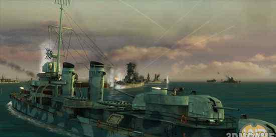 太平洋战场风云[中途岛之战]游戏图片