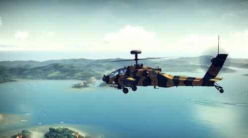 高空打飞机超快感 盘点那些热门的空战游戏