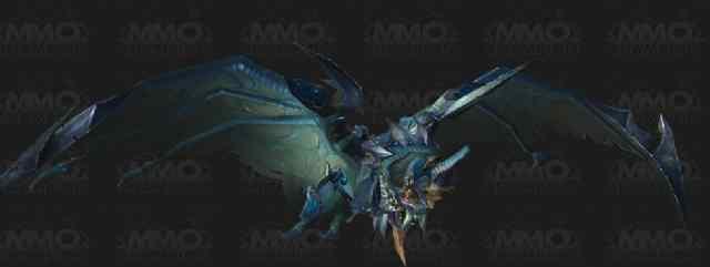《魔兽世界》5.2新坐骑宠物 魔古族也有巨龙生物